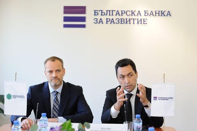 ББР и Международната инвестиционна банка ще финансират бизнес проекти