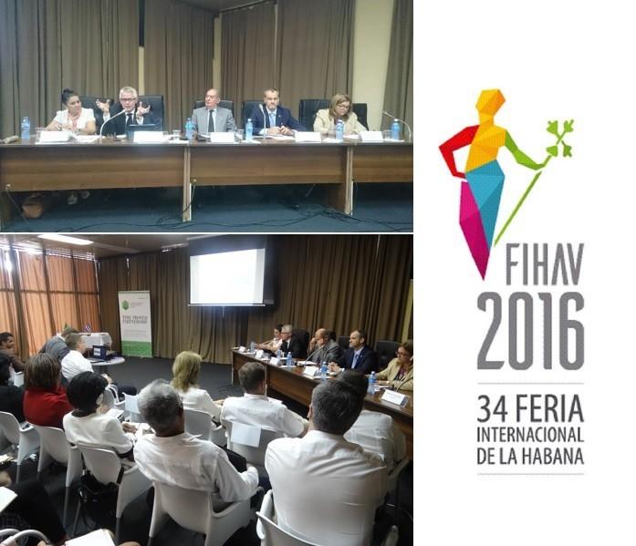 На 34-й Международной гаванской ярмарке МИБ провел семинар по иностранным инвестициям