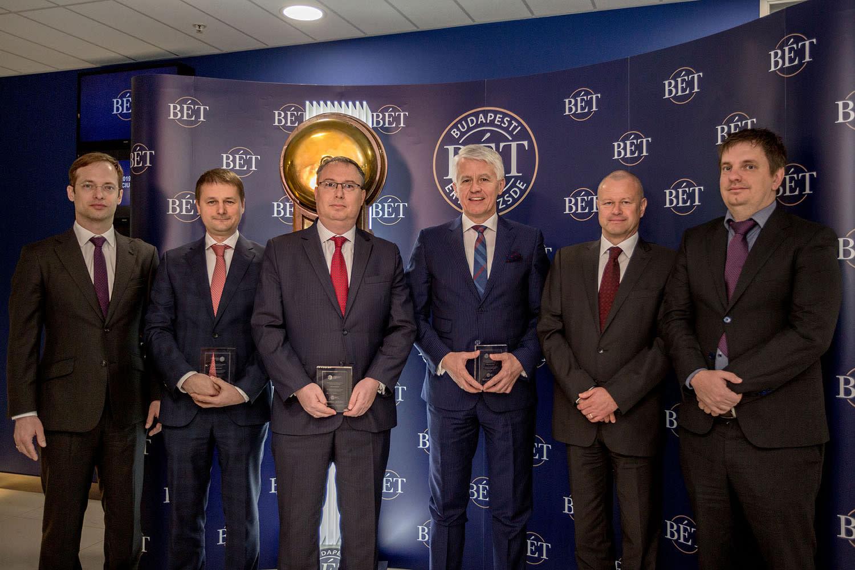 Budapest Stock Exchange begins trading of IIB HUF bonds