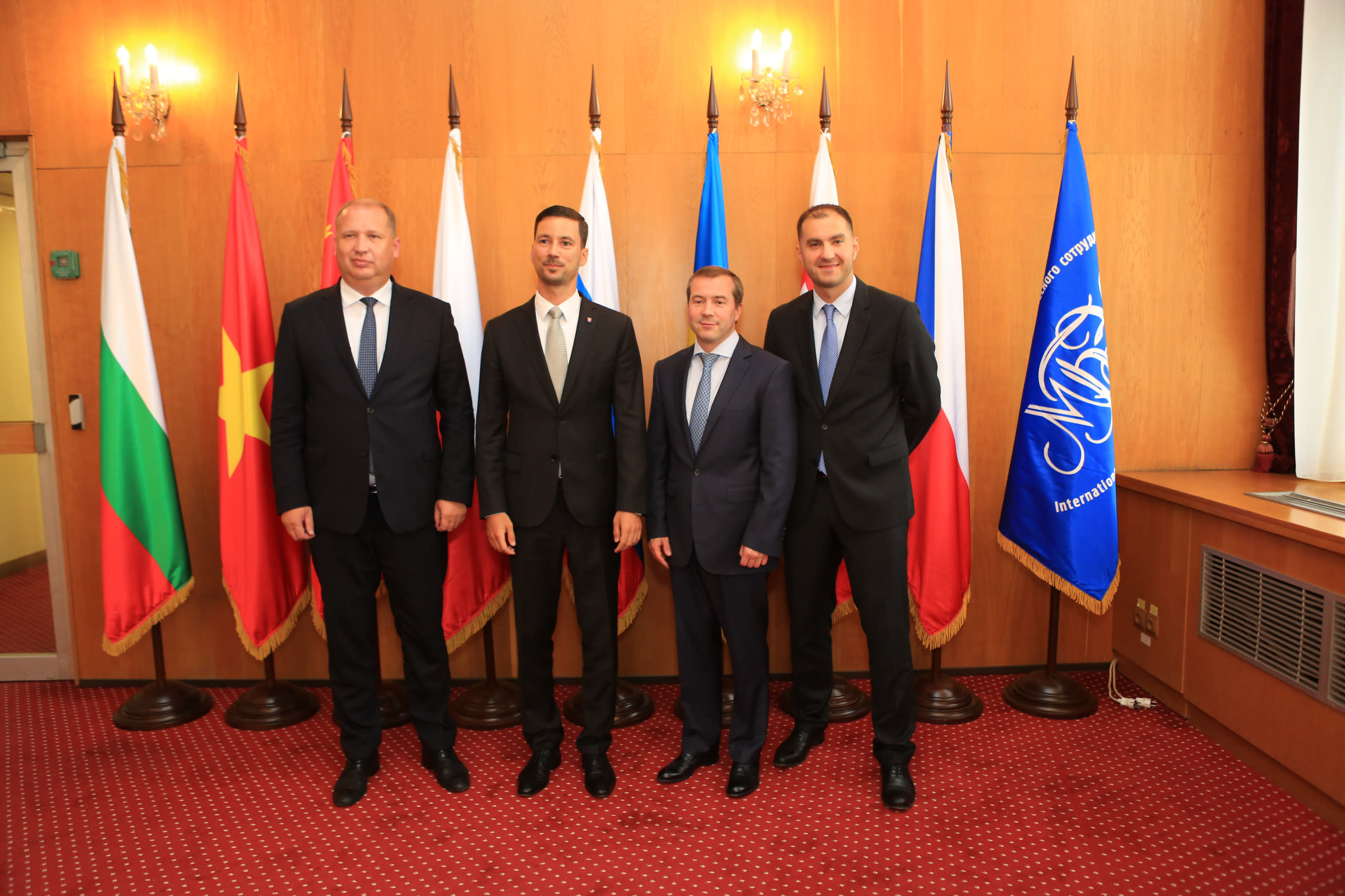 Slovak Dialogue: Delegation of Slovakia meets IIB and IBEC Representatives
