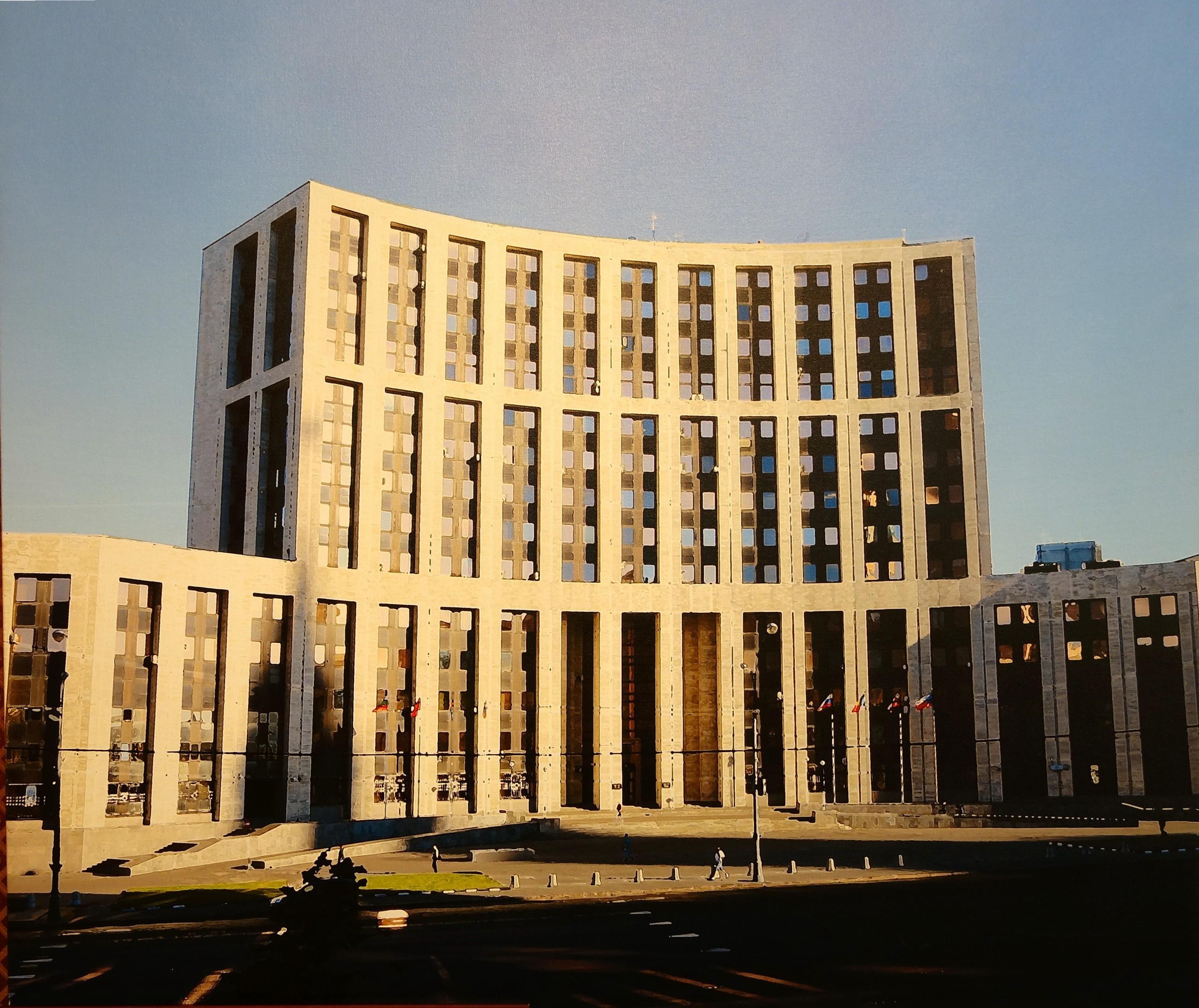 Визит российской делегации в МИБ