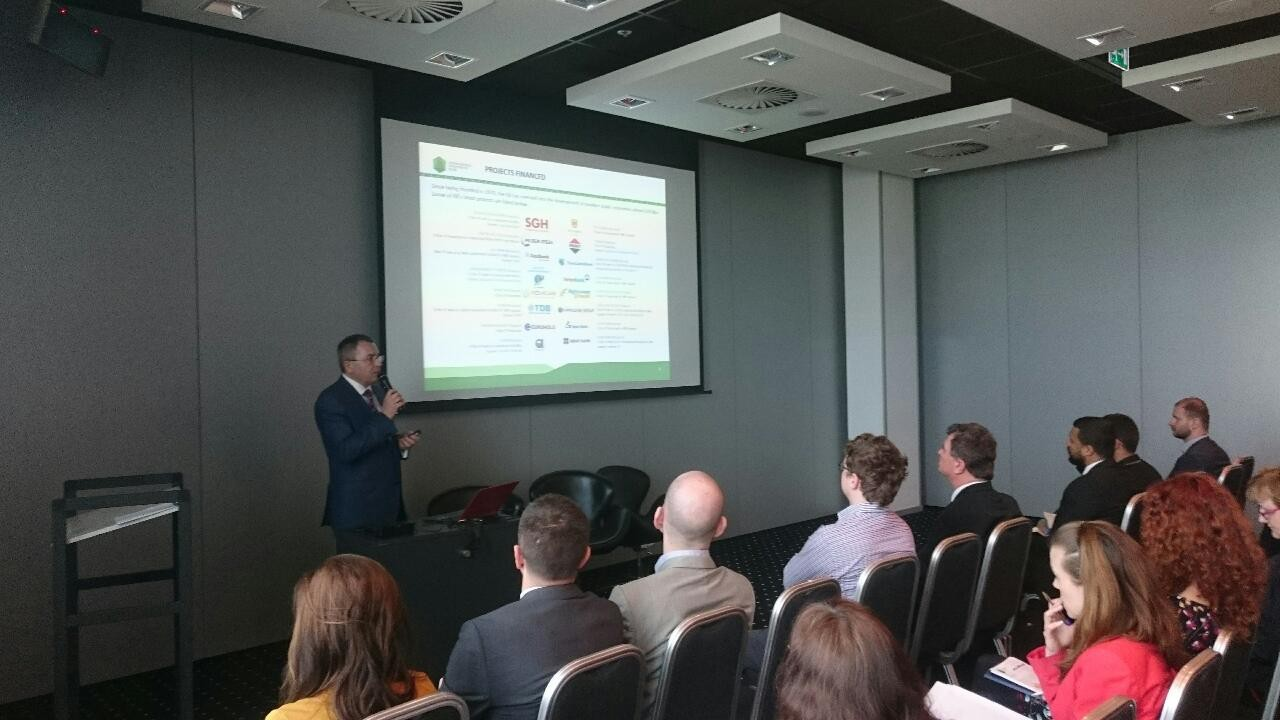 IIB works with Slovak companies to deliver development solutions