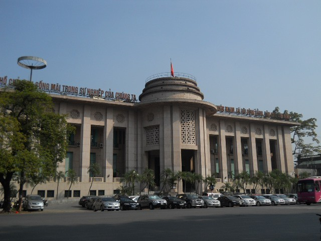 IIB delegation visited the State Bank of Vietnam