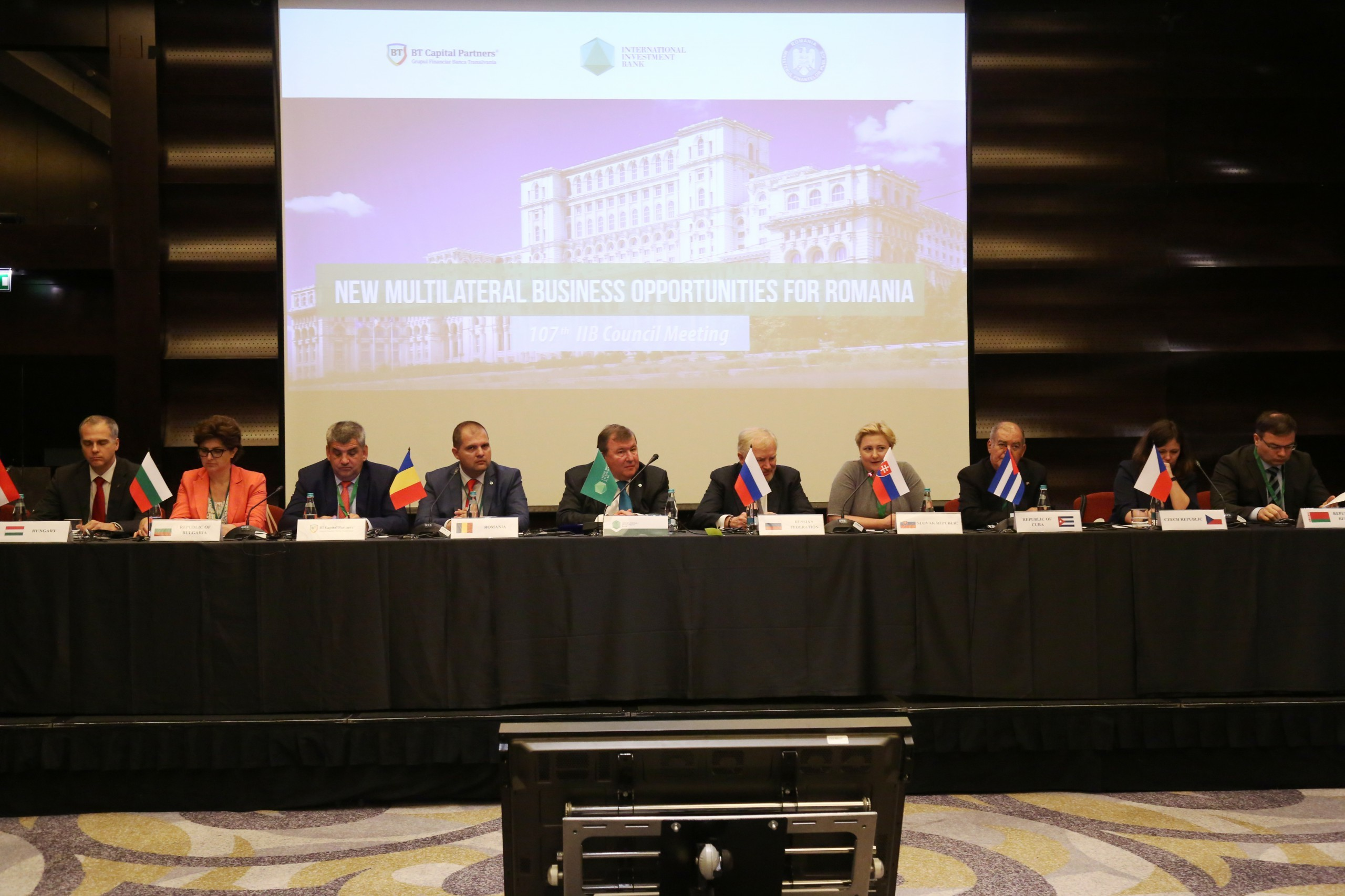 The New strategic era: IIB Council adopts Development Strategy until 2023