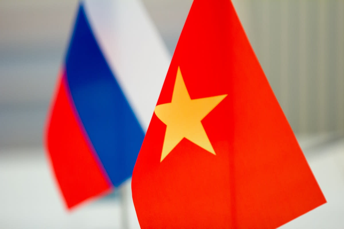 IIB for the first time advises a documentary letter of credit in order to facilitate the import of Russian products to Vietnam