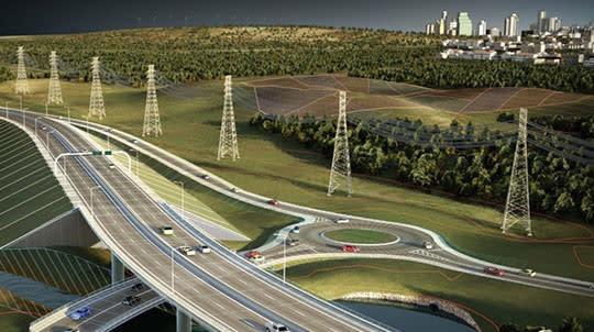 МИБ поддержал развитие транспортной инфраструктуры России: Банк выдал крупный кредит на строительство Центральной кольцевой автомобильной дороги