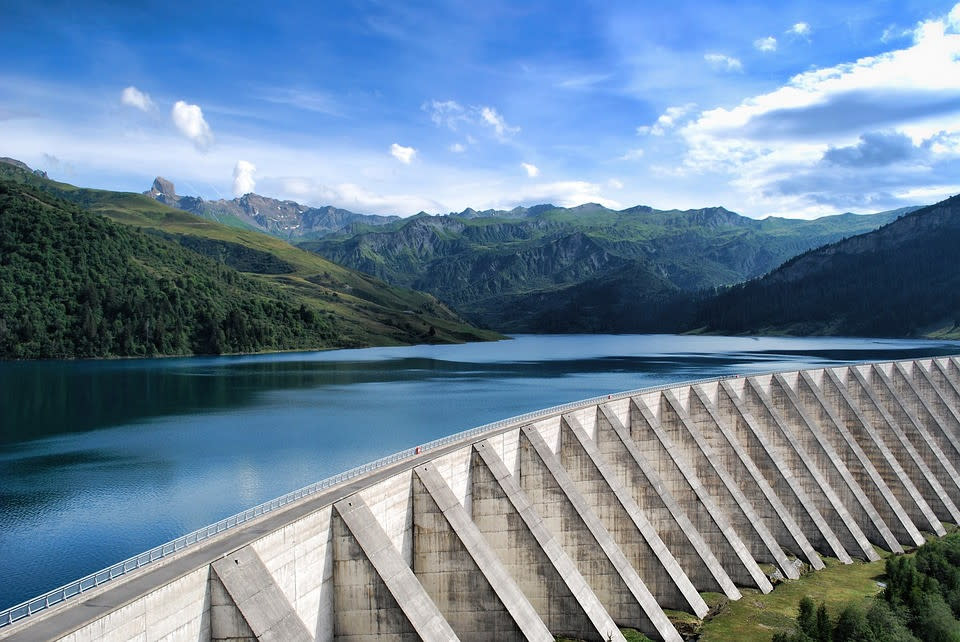 "The IIB's new ""green financing"" project: the Bank is providing support for exports of high-tech equipment to Armenia for small hydropower plants from Bulgaria."