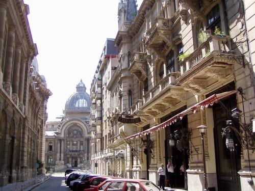 МИБ активизирует присутствие в Румынии