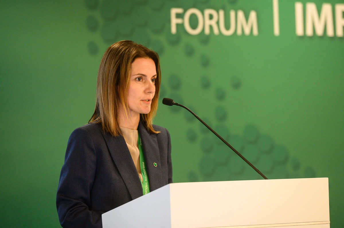 Head of IIB International Relations and Communications Anna Lvova talks to Budapest Business Journal about the Bank's integration into the European financial scene