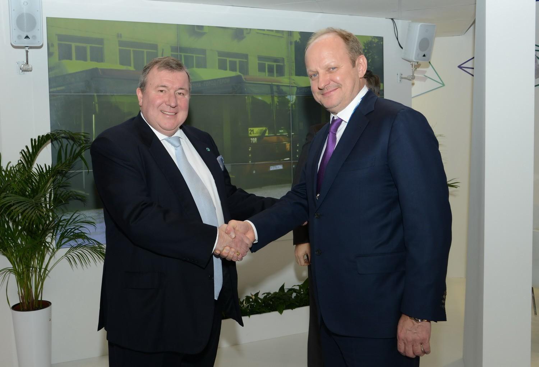 МИБ и Государственная транспортная лизинговая компания заключили партнерское Соглашение о сотрудничестве