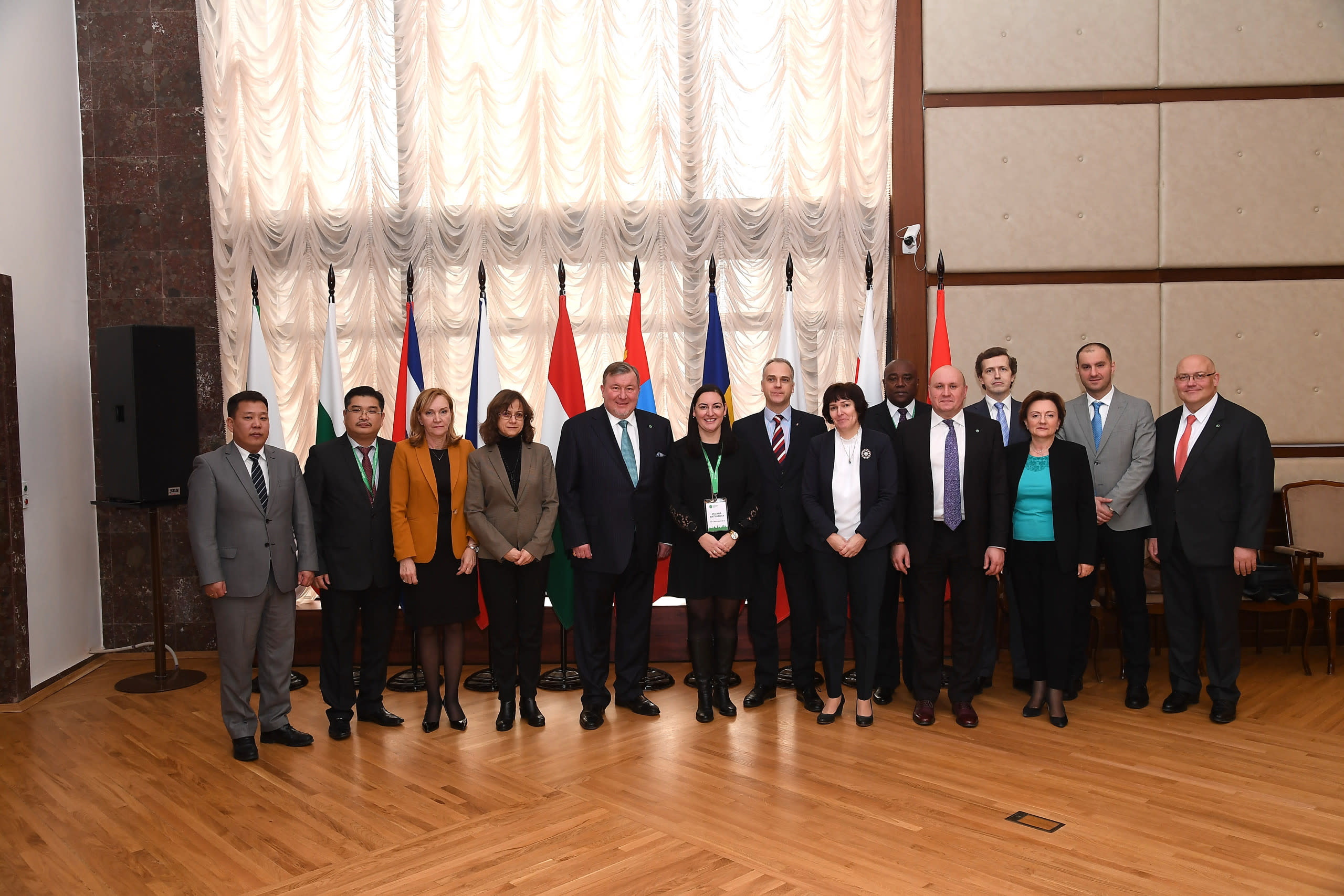 The second meeting of the IIB Board of Directors took place in Moscow