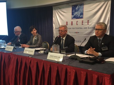 IIB gives views on the role of development banks in Central and Eastern Europe at the 32nd BACEE conference