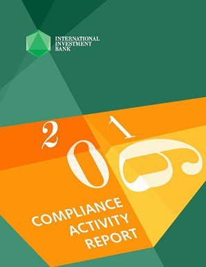 The IIB released its first public report on compliance control activity