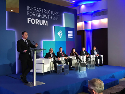 Bulgaria Financial Forum: International Investment Bank and other development banks are committed to supporting infrastructural development of the region