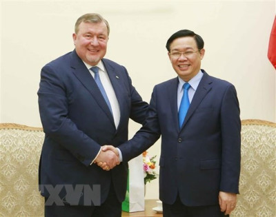 Международный инвестиционный банк активизирует сотрудничество с Вьетнамом