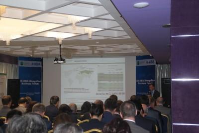 Монголын бизнес форум боллоо