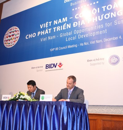 IIB and BIDV sign a loan agreement to finance SMEs in Vietnam