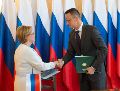IIB took part in a meeting of the Russian-Hungarian Intergovernmental Commission for Economic Cooperation