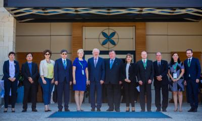 Первый Совет Управляющих МИБ: новая веха в развитии института