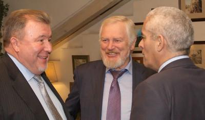 Традиционная встреча руководства МИБ с главами дипломатическиx миссий  стран-акционеров