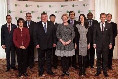 108-й Совет МИБ: дан старт достижению новых стратегических целей развития Банка