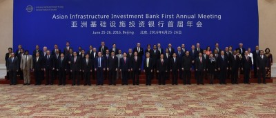 IIB as observer at the 1st Annual Meeting of Asian Infrastructure Investment Bank