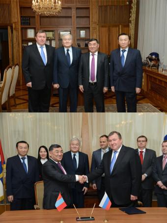 Международный инвестиционный банк расширяет партнерскую сеть в Монголии