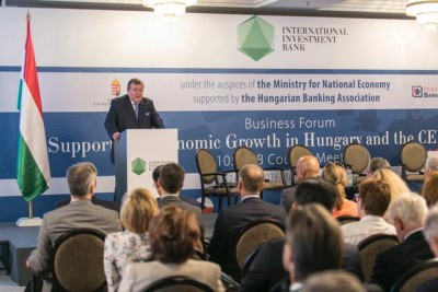 Завершилось 105-е заседание Совета МИБ – первого саммита Банка в Венгрии после её возвращения в состав акционеров