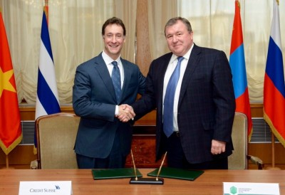 IIB signs a strategic cooperation agreement with Credit Suisse