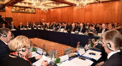 IIB's delegation participated in a meeting of the Czech-Russian Intergovernmental Commission in Prague