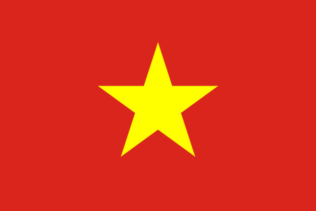 Socialist Republic Of Vietnam Flag