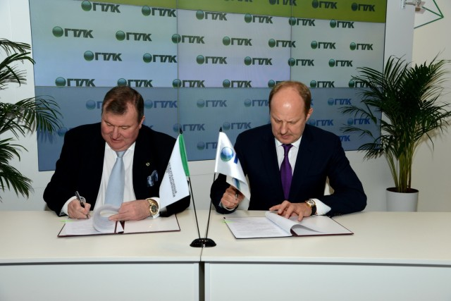 Signing of an cooperation Agreement with State Transport Leasing Company