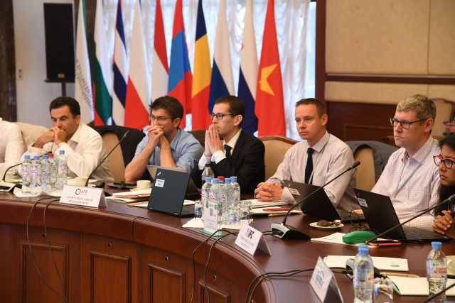 IIB in Moscow hosts the 2019 Annual Meeting of the GEMs Risk Database Consortium (July 17–19)