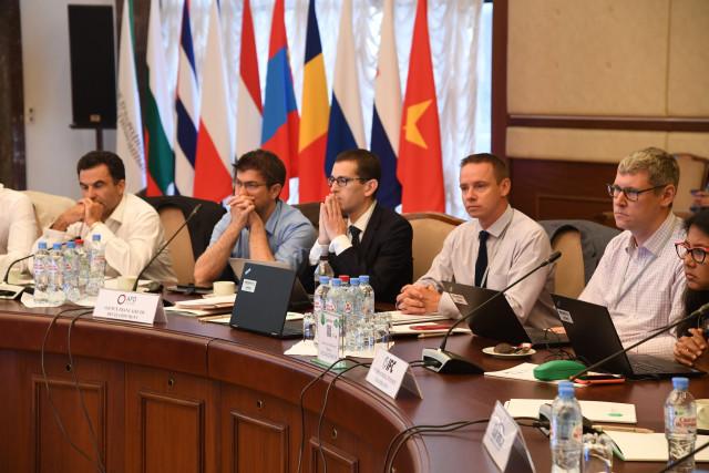 МИБ принял в Москве очередное ежегодное собрание участников Глобального Консорциума по управлению рисками (GEMs) (17–19 июля)