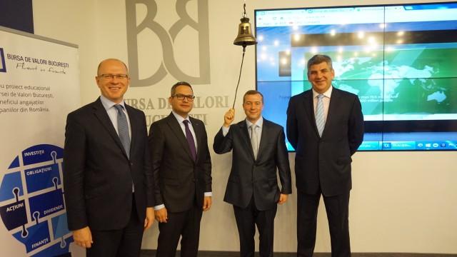 Issue of IIB bonds in Romania