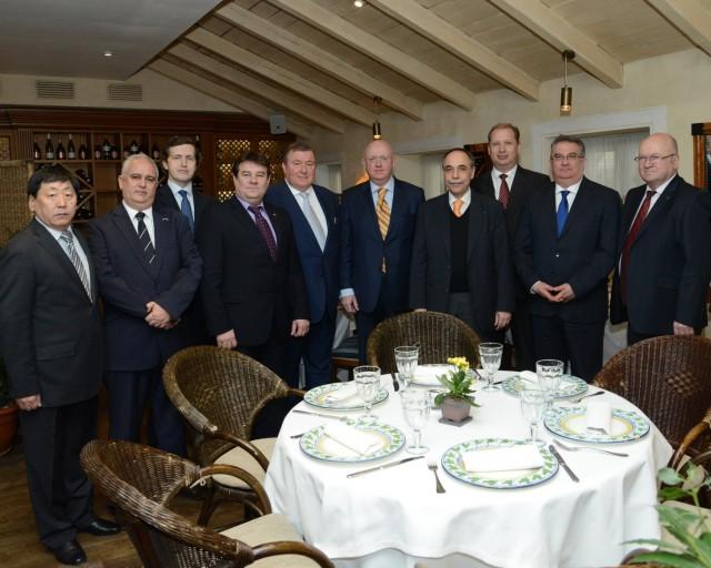 Club of Ambassadors of the IIB