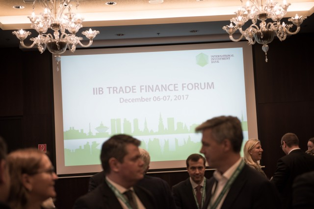 IIB Trade Finance Forum, Bratislava, December 6-7, 2017