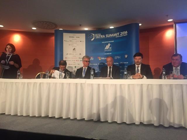 TATRA Summit Investment Forum 2016