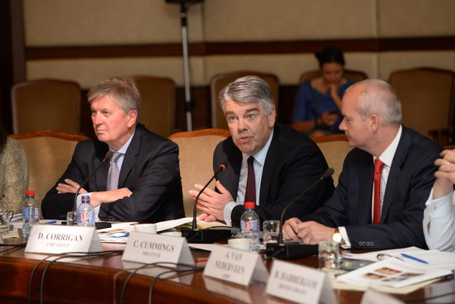 Meeting of the MIFC UK-Russia Joint Liaison Group