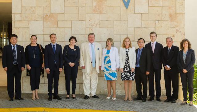 1-e заседание Совета Директоров  и  Совета Управляющих МИБ в Варадеро, Республика Куба, 3-4 декабря 2018 года