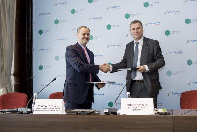 Signing of a loan agreement with Agricover Credit IFN