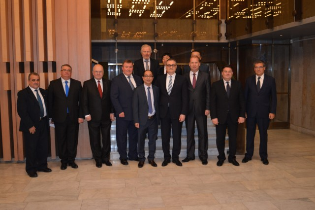 Traditional meeting of the Ambassadors of the member states