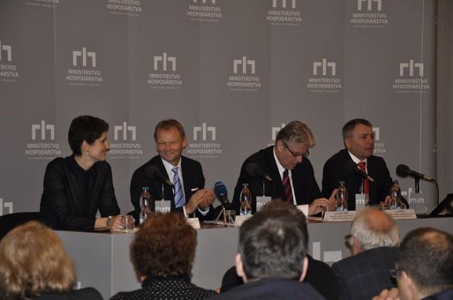 IIB's presentation in Slovakia
