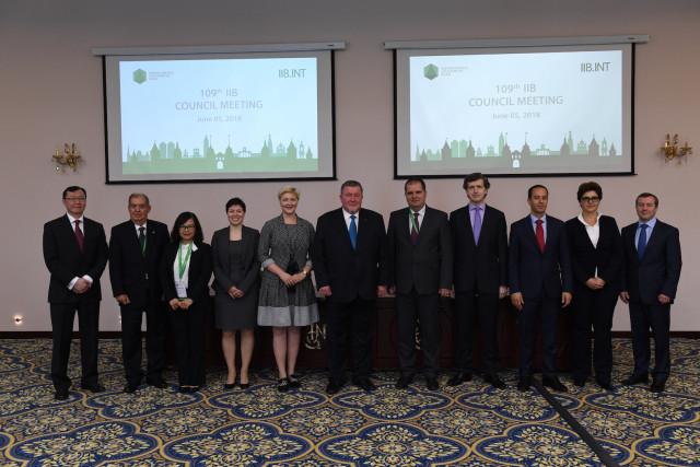 109-e заседание Совета МИБ в Ярославле, 4-5 июня 2018 года