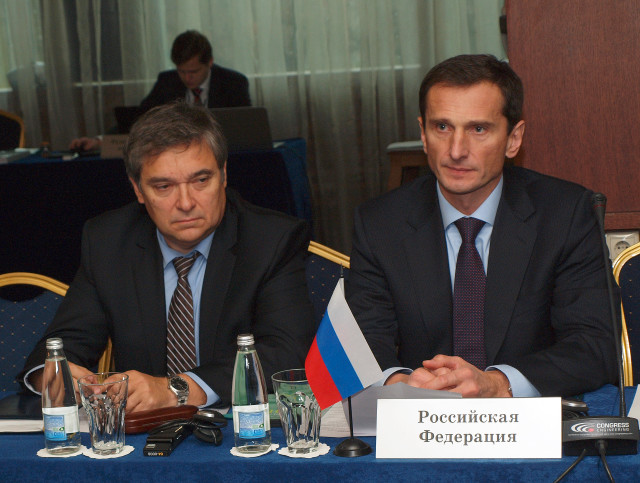102nd meeting of the Council of the IIB, Sofia, Bulgaria (photo by Kiril Valchev)