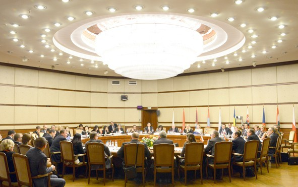 98th meeting of the Council of the IIB in Moscow