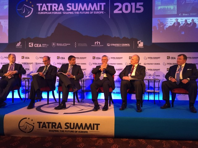 TATRA Summit Investment Forum 2015