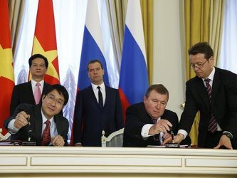 International Investment Bank Contributes to Development of Russian-Vietnamese Cooperation