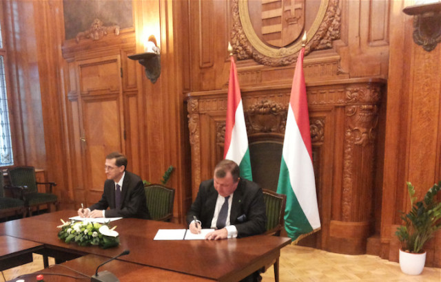 IIB and Hungary – new chapter in relations