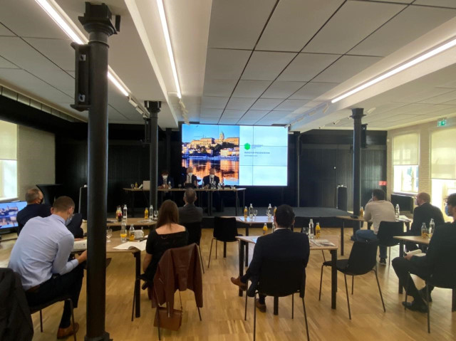 IIB continues active partnership network expansion: a series of presentations for partners and investors in Central and Eastern Europe took place